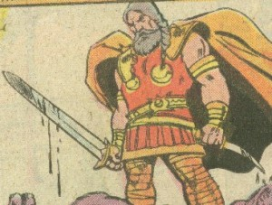 Farbauti Marvel-style.