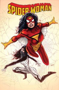 Spider-Woman (and Silk)