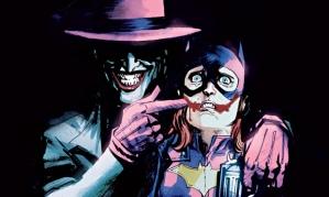 Batgirl #41 joker variant DC Comics withdrawn, art by Rafael Albuquerque