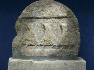 Genii Cucullati from Corinium Museum, Cirencester (Wikipedia)