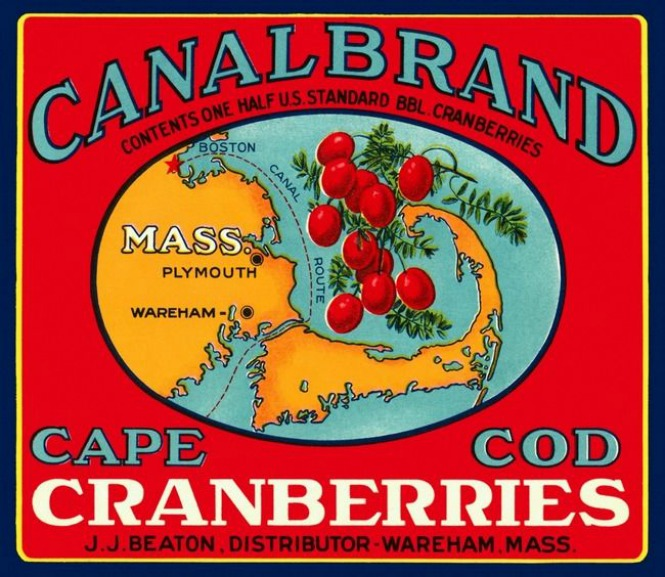 Cranberry Is King: The Ocean Spray Cookbook