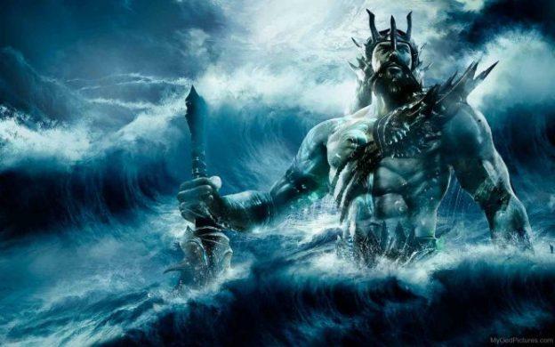 Poseidon Top God We Are Star Stuff