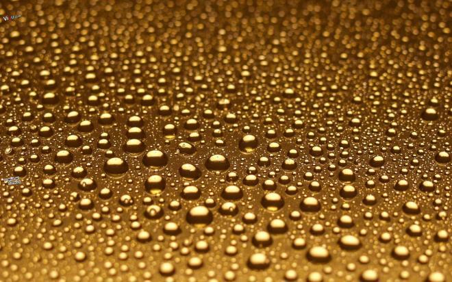 twitter-background-golden-drops-n