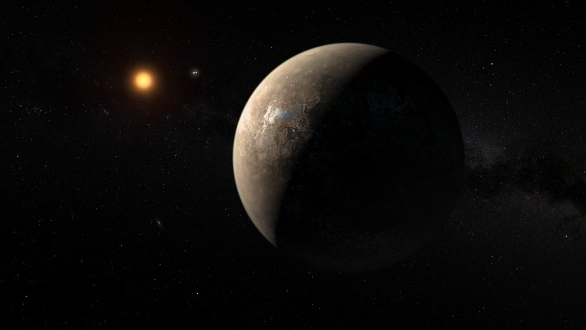 Earth-like planet found orbiting the star next door – CBC News