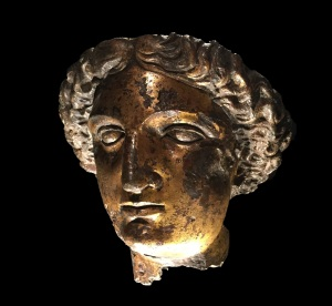 Head of Sulis Minerva. Wikimedia.