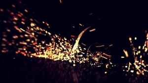 Sparks Wallpaper