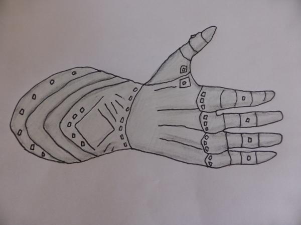 Silver Hand of Nodens Med